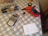 Oda Termostatı Hesap ve ölçümleri